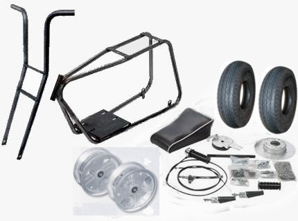 Go Kart Galaxy - Go Kart & Minibike Kits